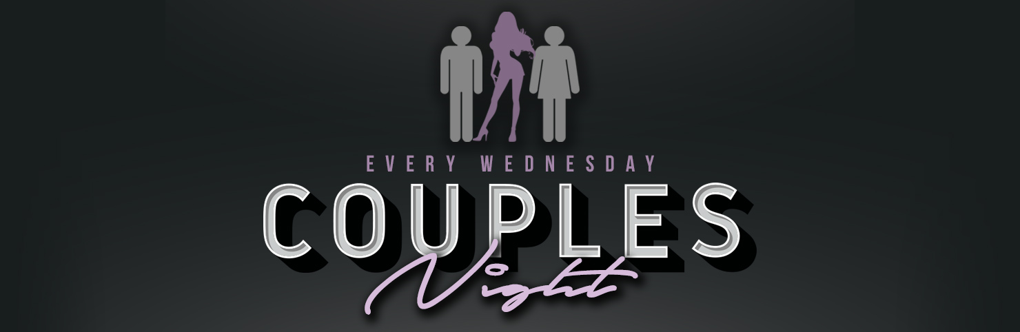 Couples Night Wednesdays at Cheerleaders New Jersey