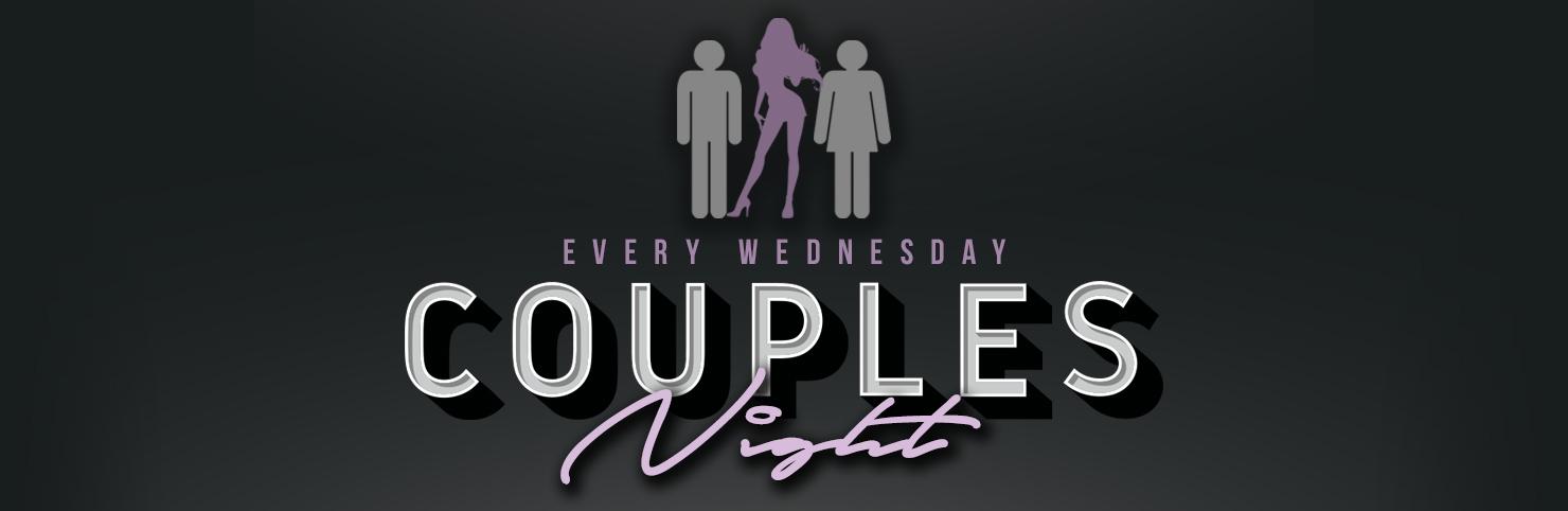 Couples Night Wednesdays at Cheerleaders New Jersey