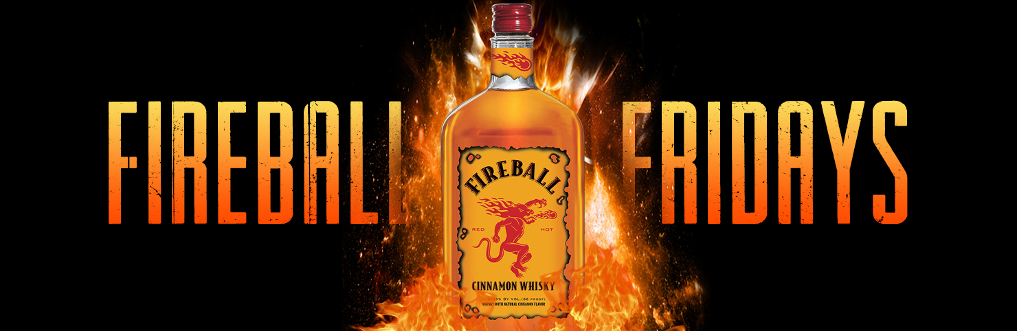 Fireball Fridays at Cheerleaders New Jersey