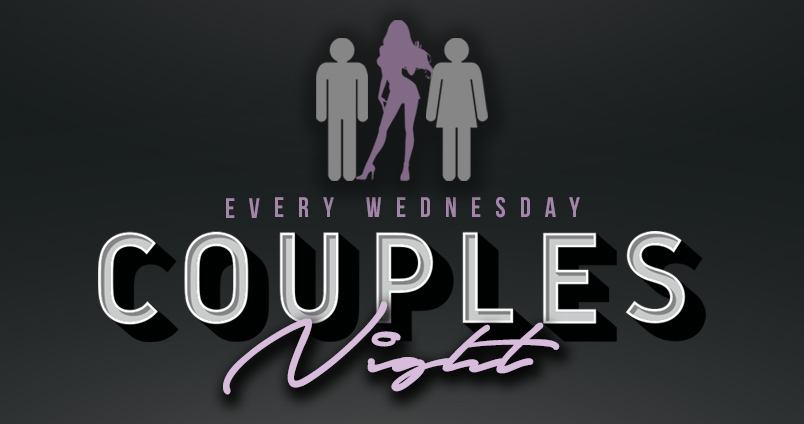 Couples Night Wednesdays at Cheerleaders Club