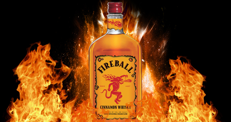 Fireball Fridays at Cheerleaders Club