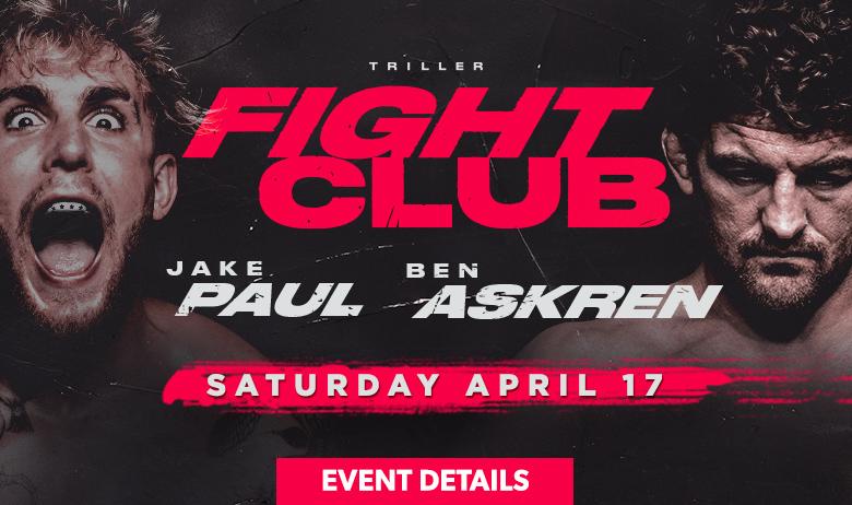 Jake Paul vs Ben Askren (HPB)
