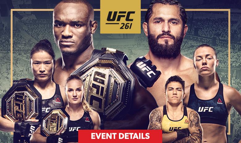 UFC 261 (HPB)