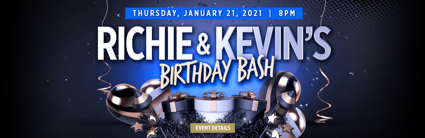 Richie & Kevin Birthday Bash (HPB)