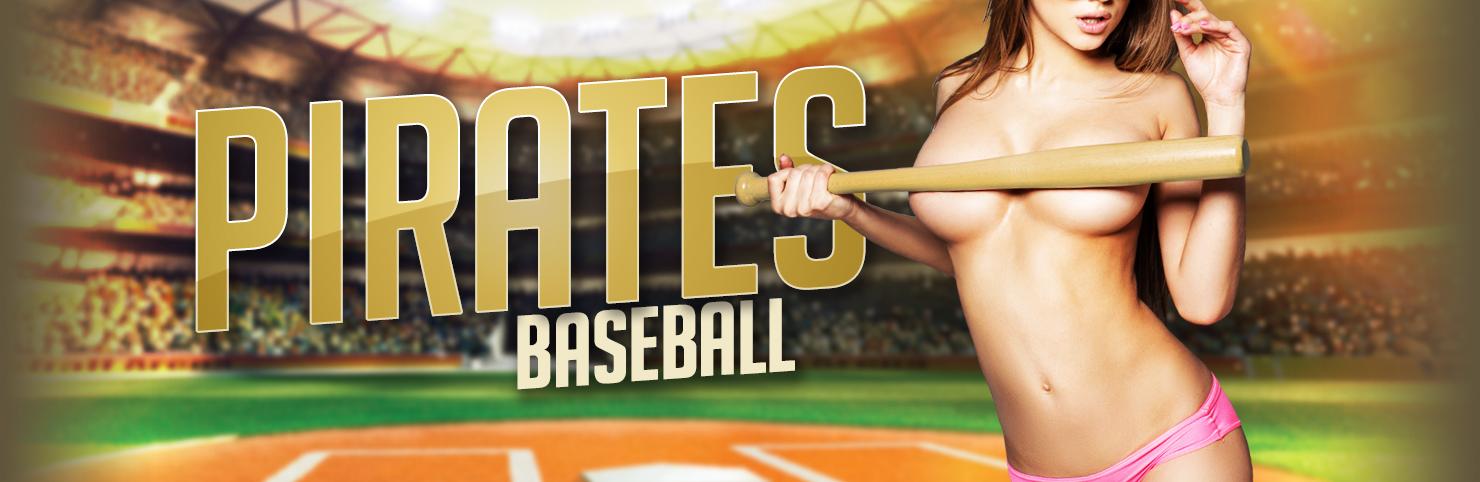 Pirates Baseball  at Cheerleaders New Jersey