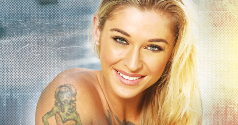 Kleio Valentien at Cheerleaders Club