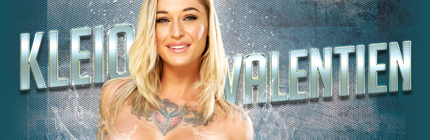 Kleio Valentien at Cheerleaders New Jersey