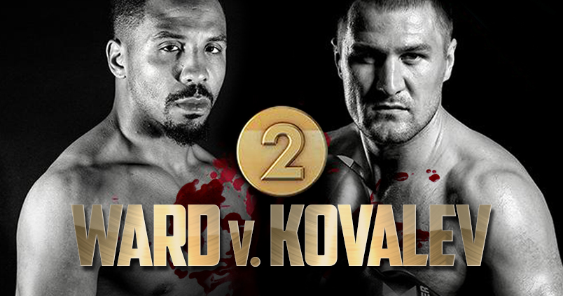 Ward vs Kovelov 2 at Cheerleaders Club