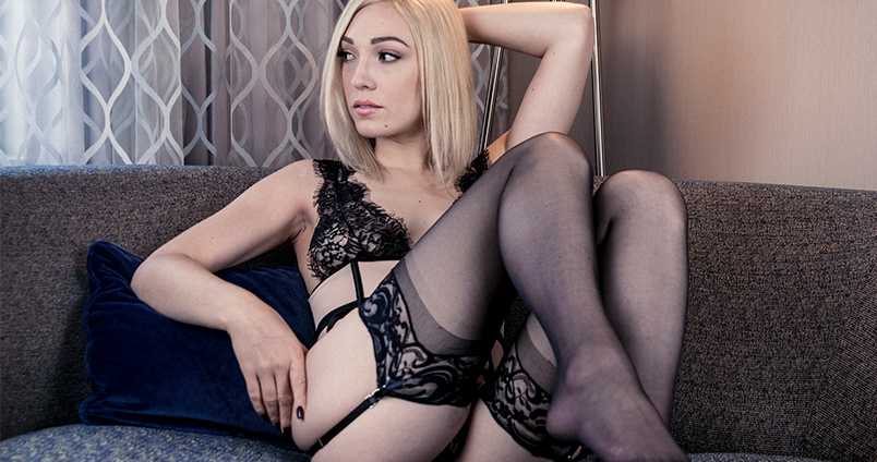 Lily Labeau at Cheerleaders Club