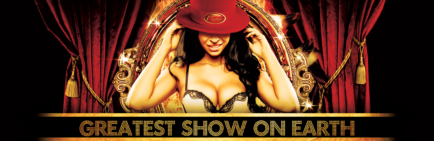 Greatest Show On Earth at Cheerleaders New Jersey