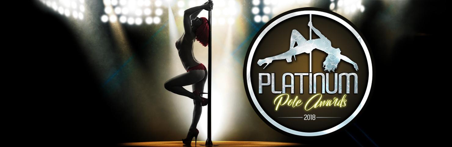 Platinum Pole Awards 2018 at Cheerleaders New Jersey