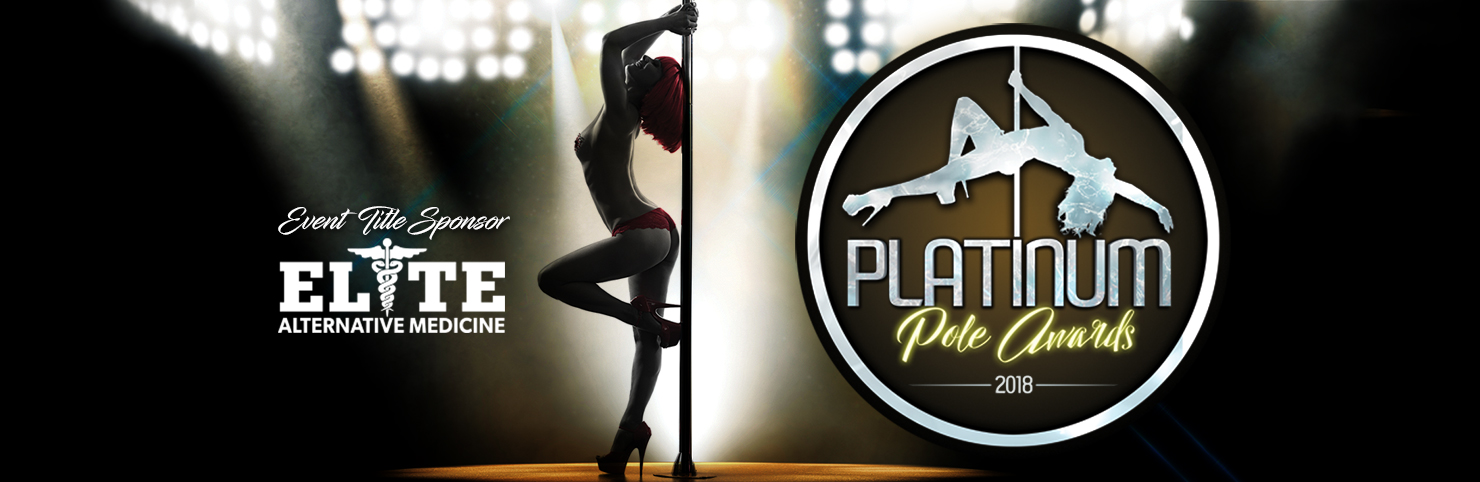 Platinum Pole Awards 2018 at Cheerleaders New Jersey