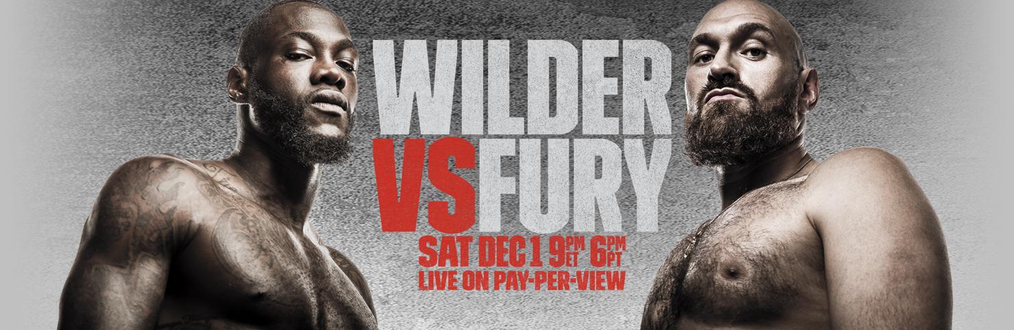 Wilder vs Fury at Cheerleaders New Jersey