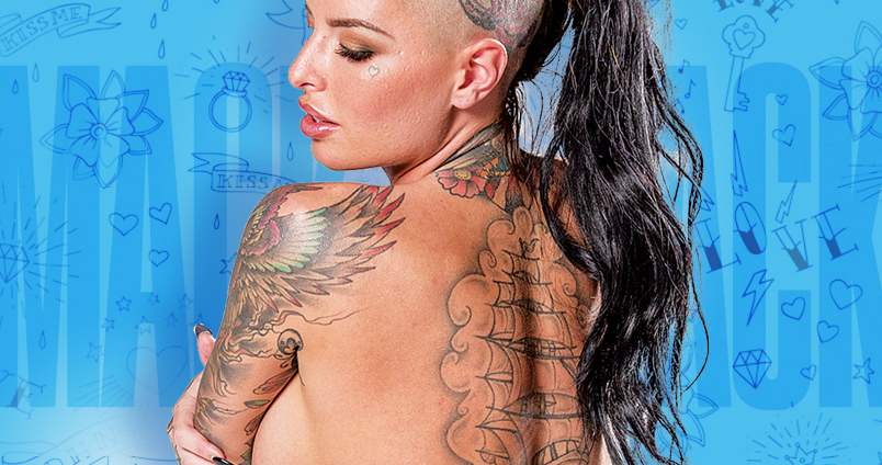 Christy Mack at Cheerleaders Club