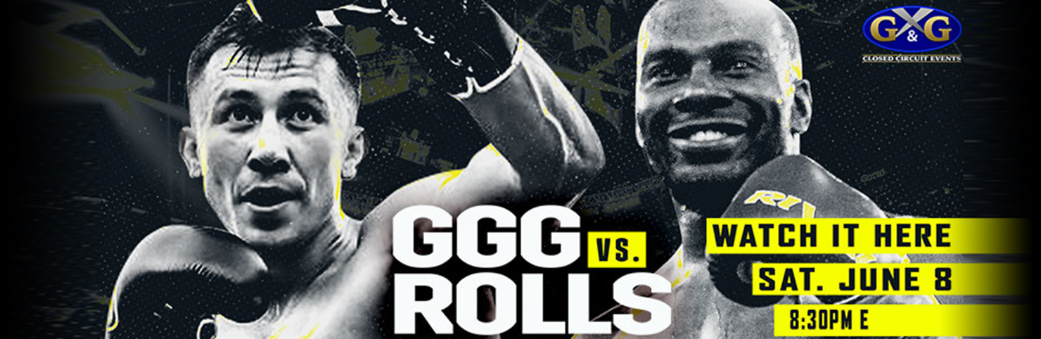 GGG vs Rolls at Cheerleaders New Jersey