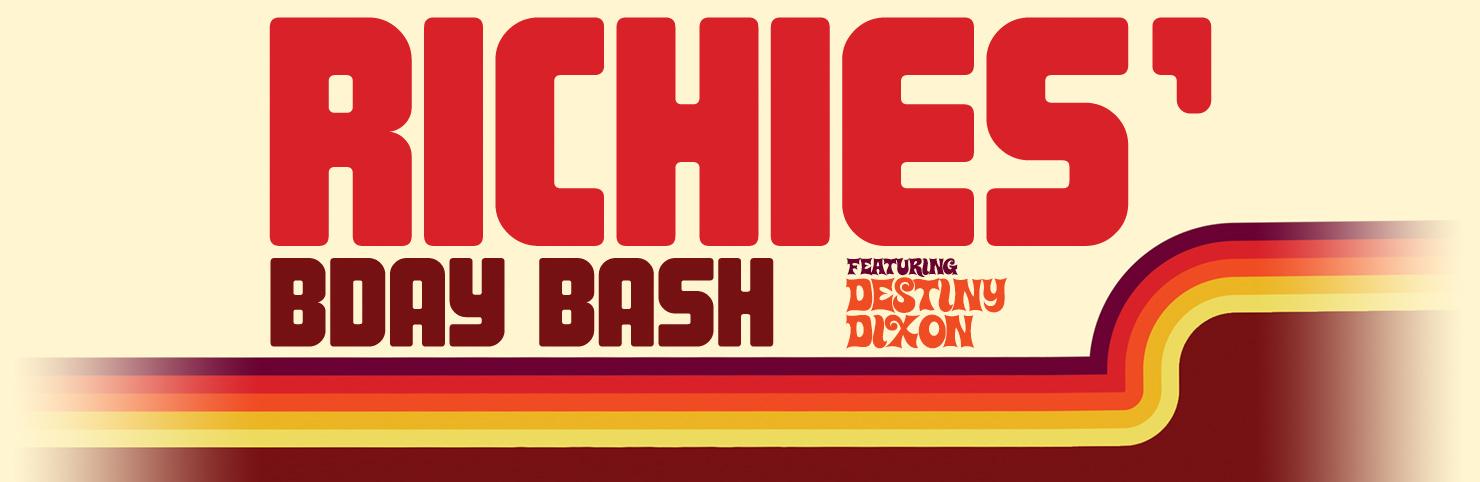Richies' Bday Bash at Cheerleaders New Jersey