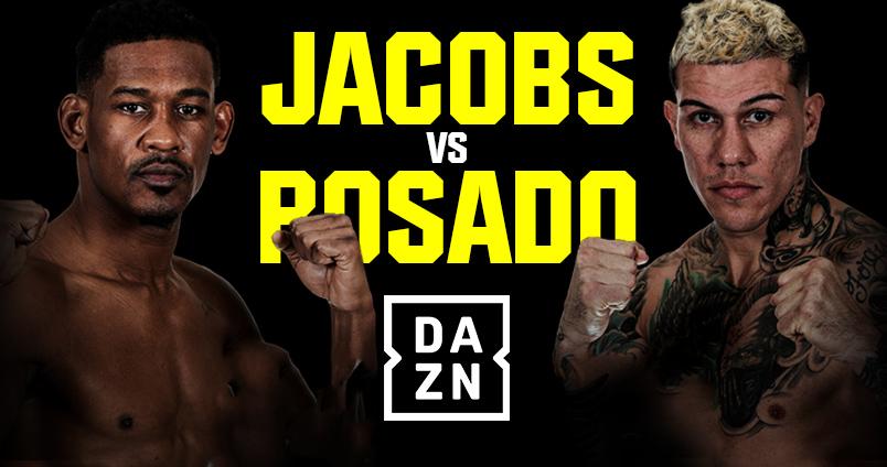 Jacobs vs Rosado at Cheerleaders Club