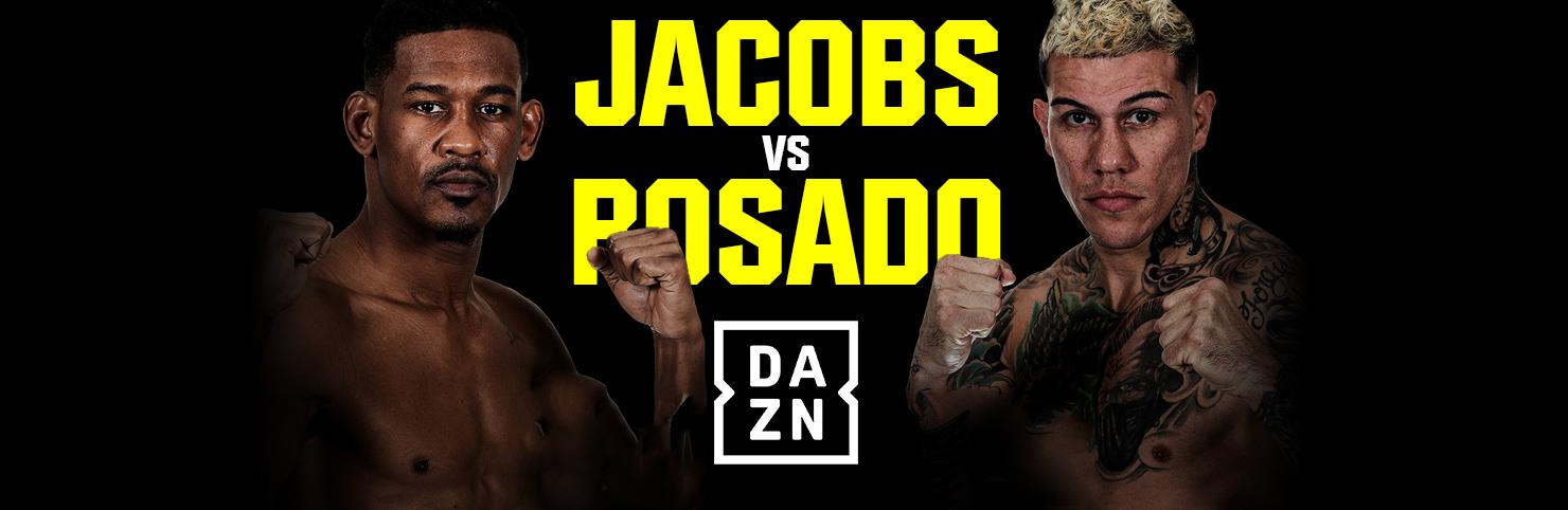 Jacobs vs Rosado at Cheerleaders New Jersey