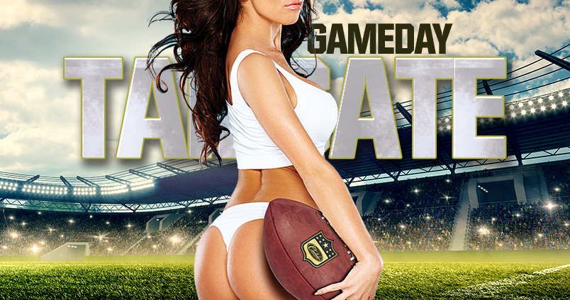 Gameday Tailgate at Cheerleaders Club