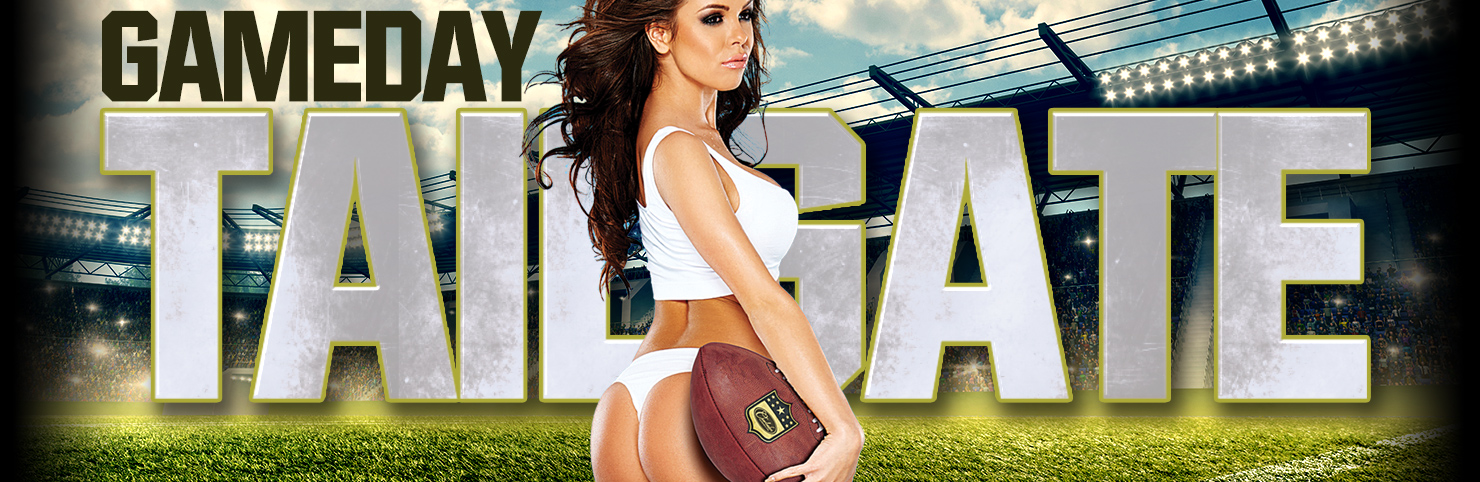 Gameday Tailgate at Cheerleaders New Jersey