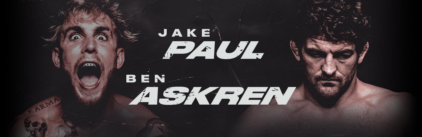 Jake Paul vs Ben Askren at Cheerleaders New Jersey