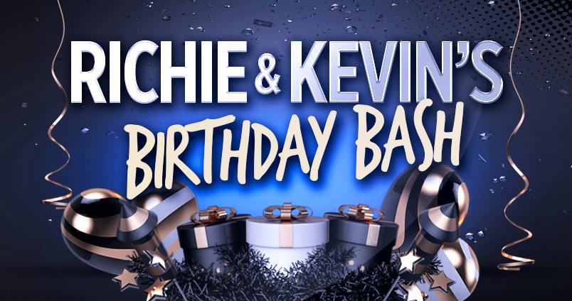 Richie & Kevin Birthday Bash at Cheerleaders Club
