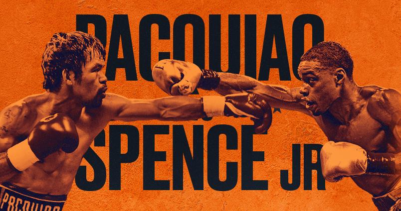 Pacquiao vs Spence Jr at Cheerleaders Club