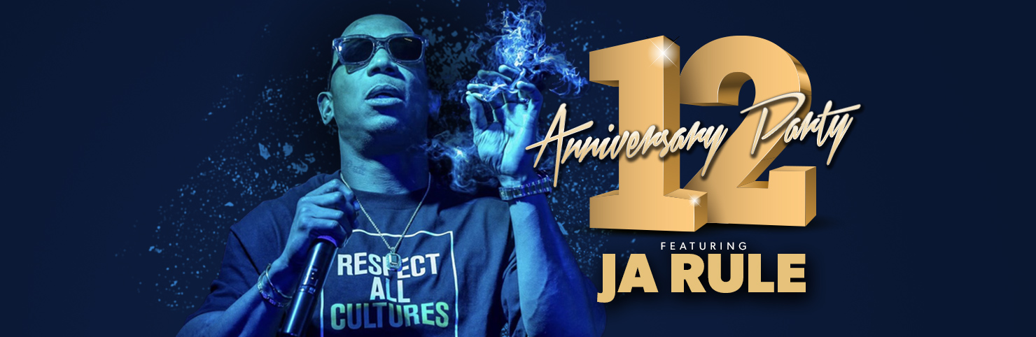 12th Anniversary with Ja Rule at Cheerleaders New Jersey