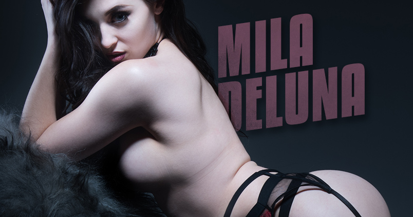 Mila DeLuna at Cheerleaders Club