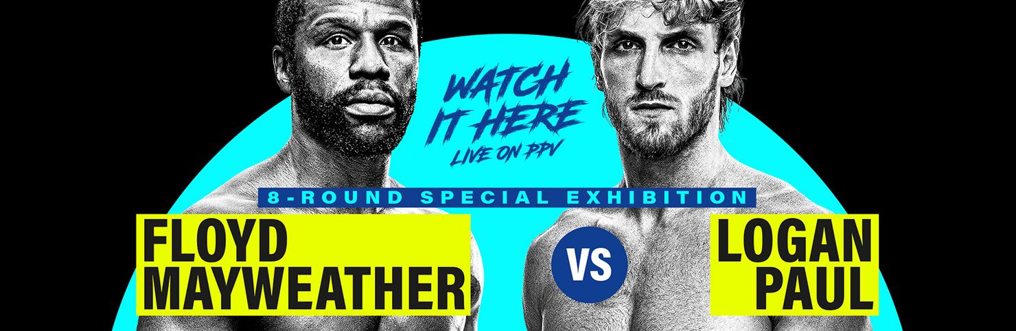 Mayweather vs Paul at Cheerleaders New Jersey