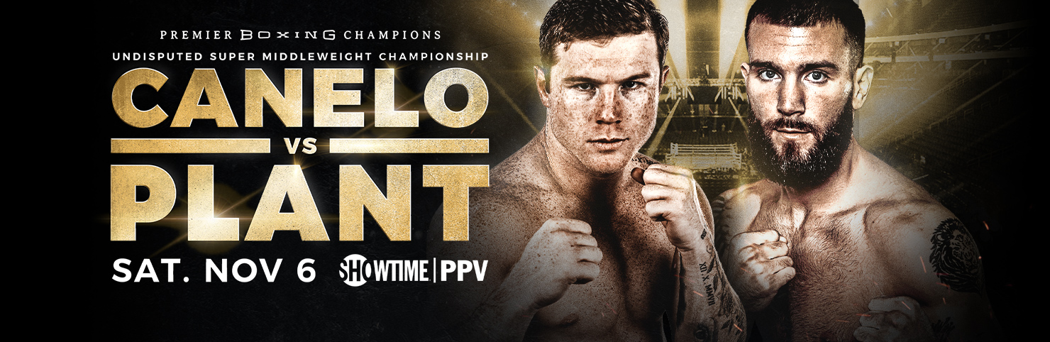 Canelo vs Plant at Cheerleaders New Jersey