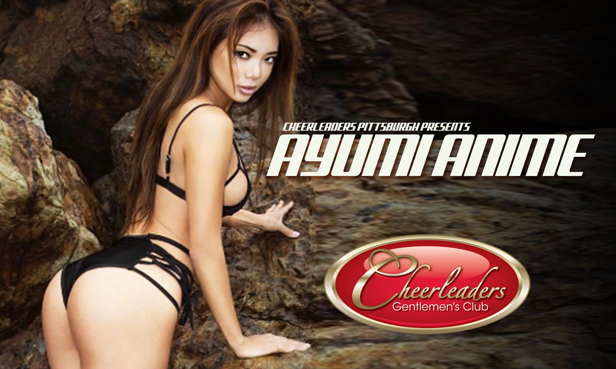 Ayumi Anime - Cheerleaders Pittsburgh
