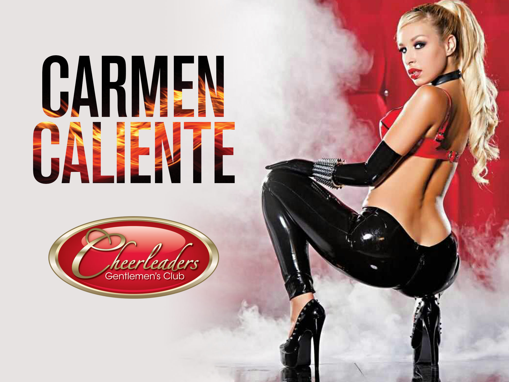 Carmen Caliente - Cheerleaders Pittsburgh