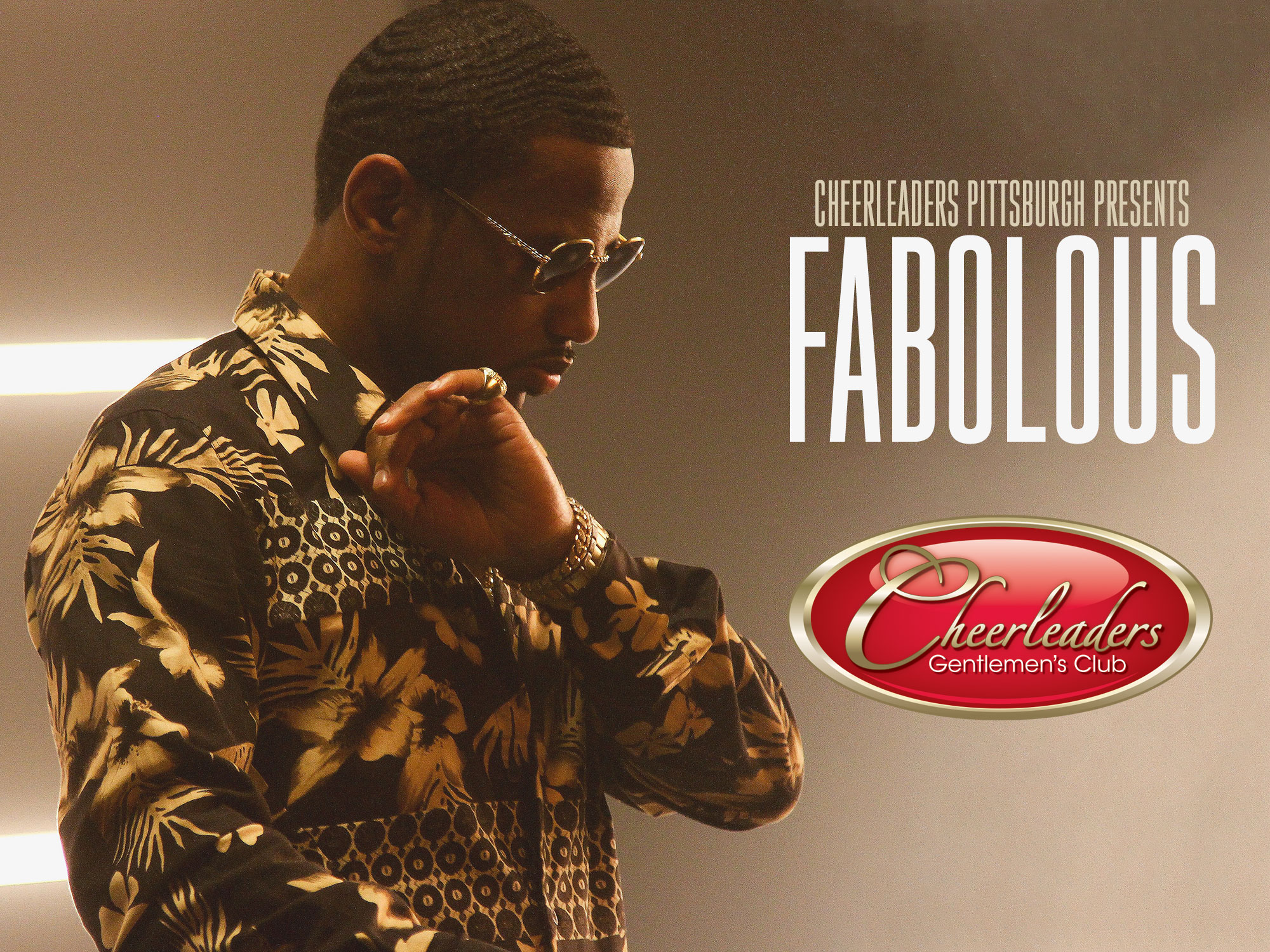 Fabolous - Cheerleaders Pittsburgh