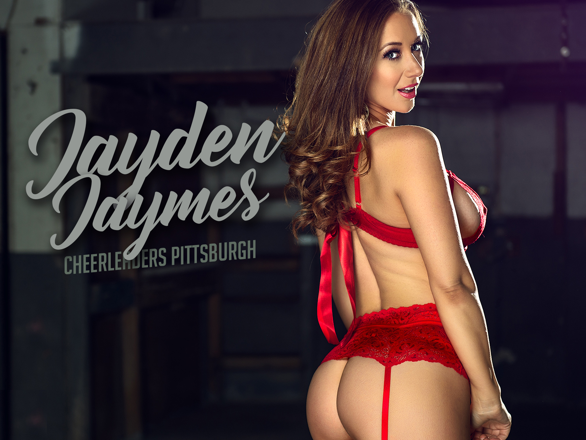 Jayden Jaymes - Cheerleaders Pittsburgh
