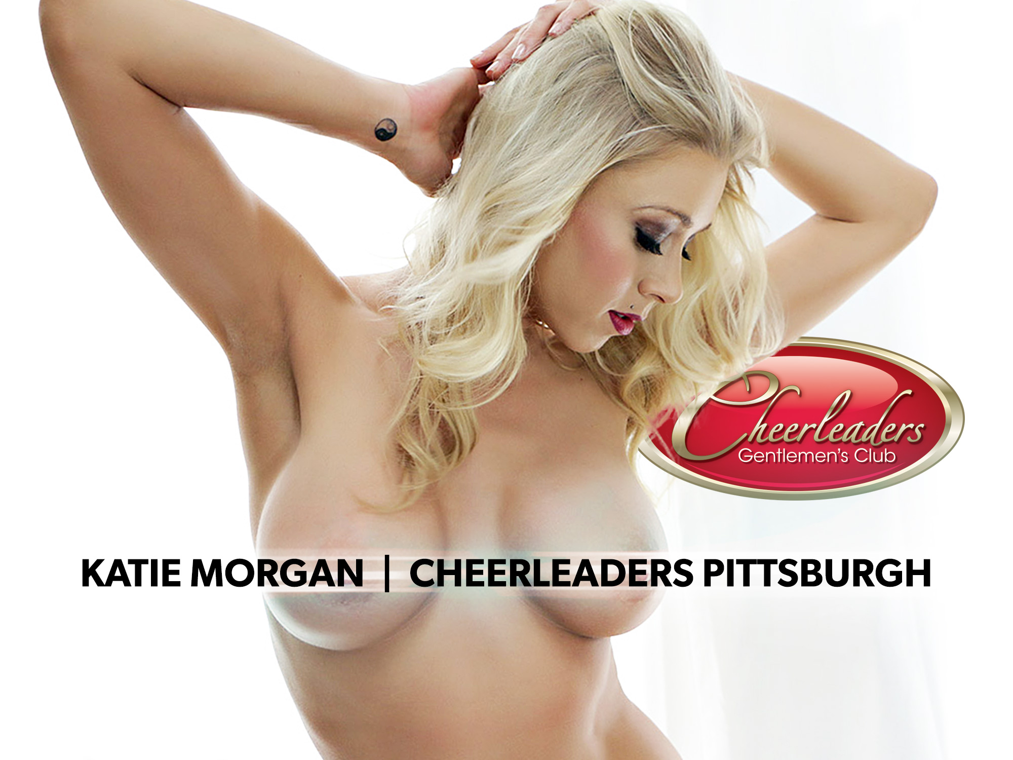 Katie Morgan - Cheerleaders Pittsburgh July 2019