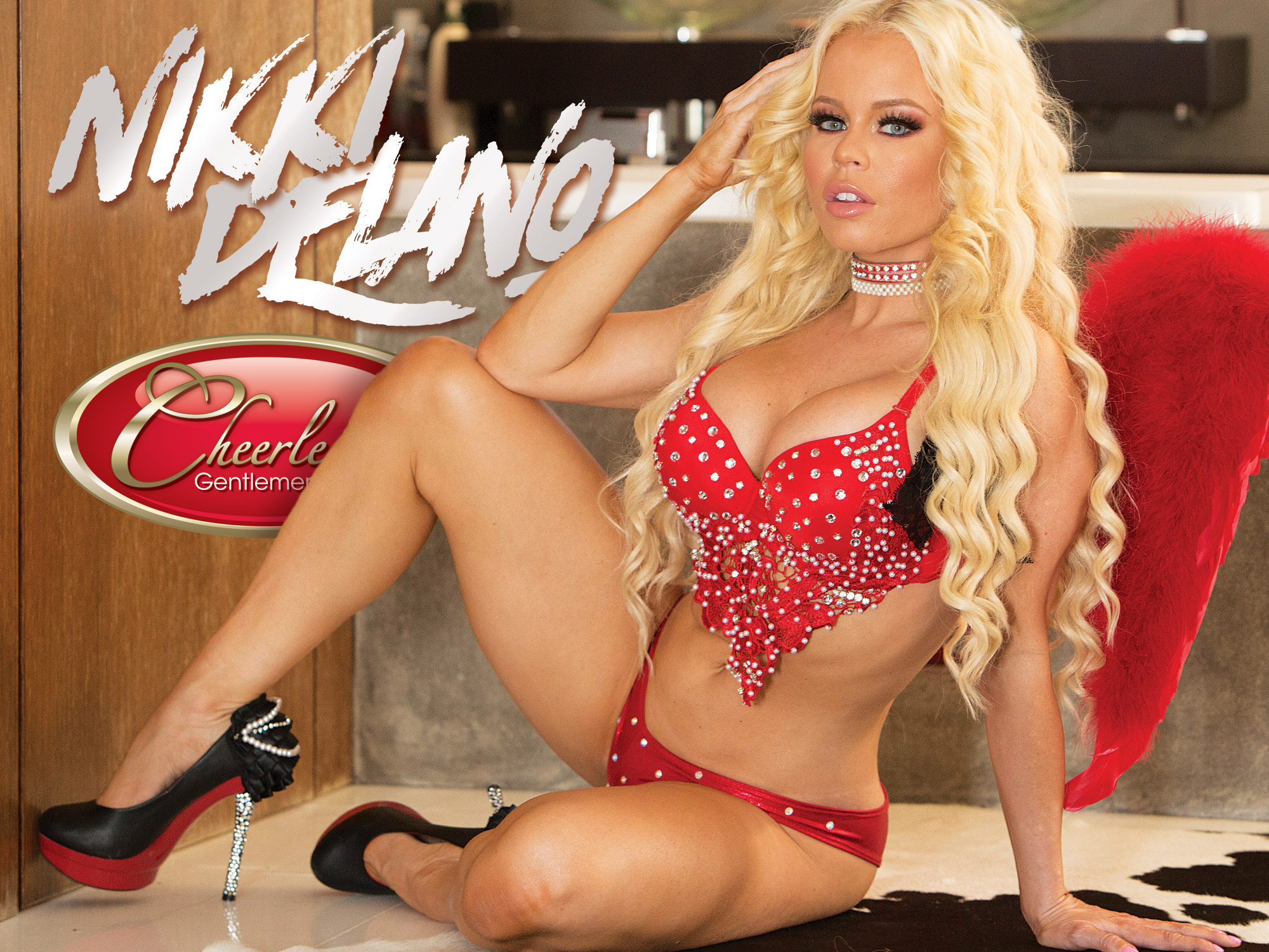 Nikki Delano - Cheerleaders Pittsburgh